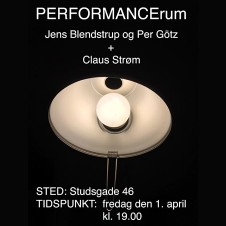 PERFORMANCErum-1. april, 2016 -